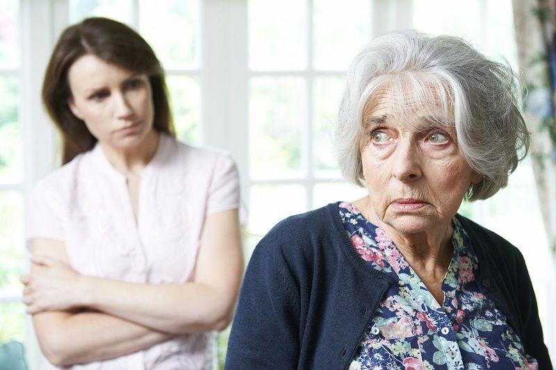 ¿Cómo lidiar con la ira del cuidador?
