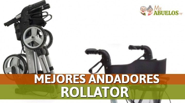 Andadores Rollator