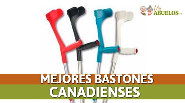 Bastones Canadienses