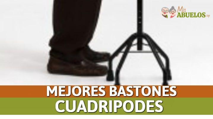 Bastones Cuadripodes