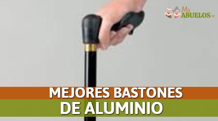 Bastones de Aluminio
