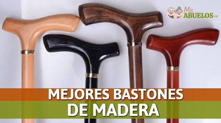 Bastones de Madera