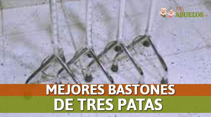 Bastones de Tres Patas