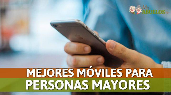 Moviles para Personas Mayores