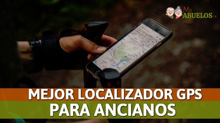 Localizador GPS para Ancianos