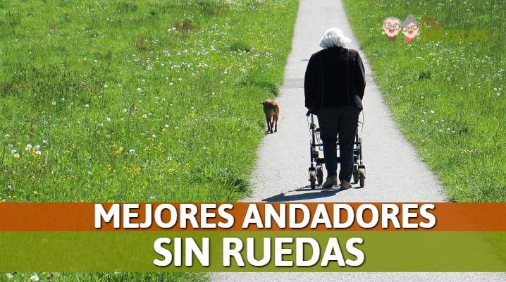 Andadores sin Ruedas