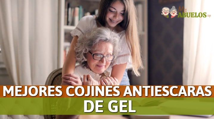 Cojines Antiescaras de Gel