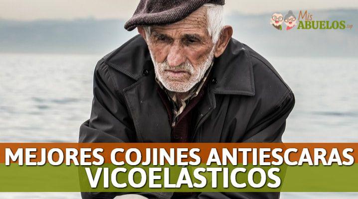 Cojines Antiescaras Viscoelásticos